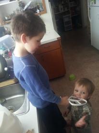 Little helpers!