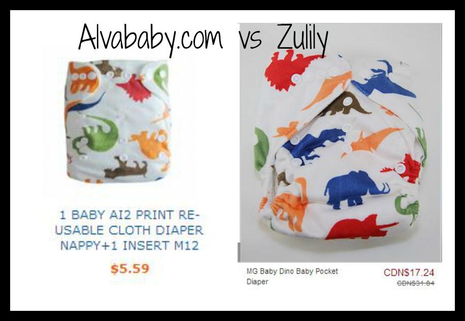 Zulily rip offs
