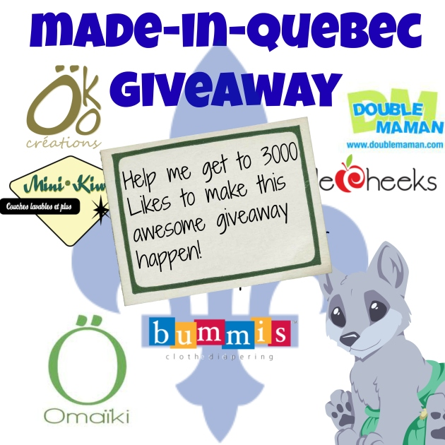 Made in Quebec Giveaway