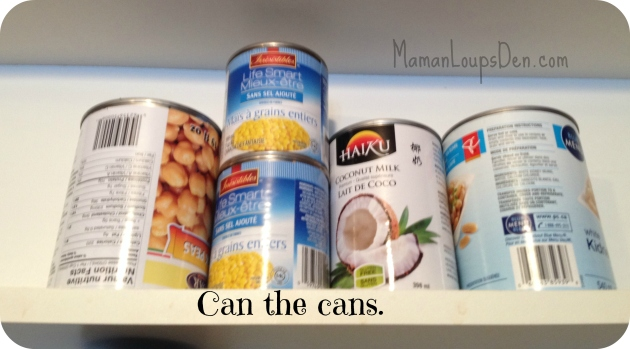 Can the cans