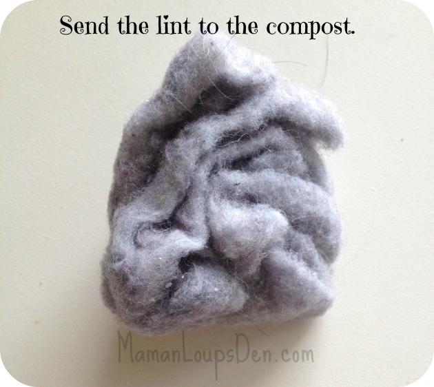 compost lint