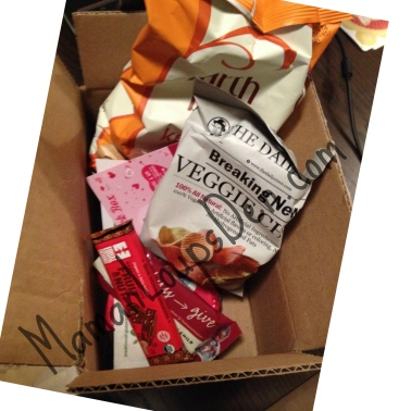 Vegan Cuts Snack Box Re
