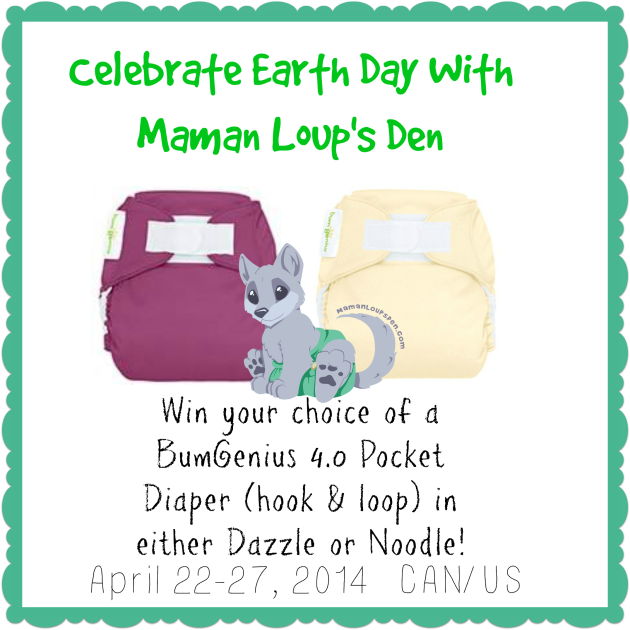 Celebrate Earth Day With Maman Loup's Den