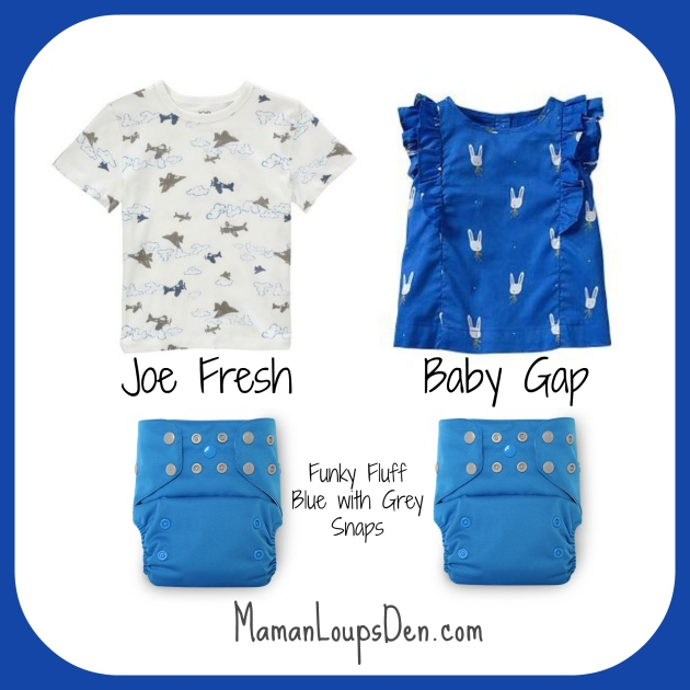 funky fluff blue outfit ideas