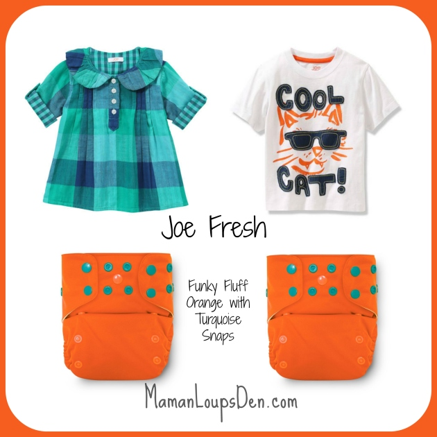 Funky Fluff Orange Outfit Ideas