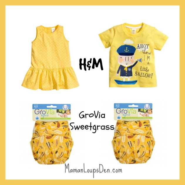 GroVia Sweetgrass Outfits