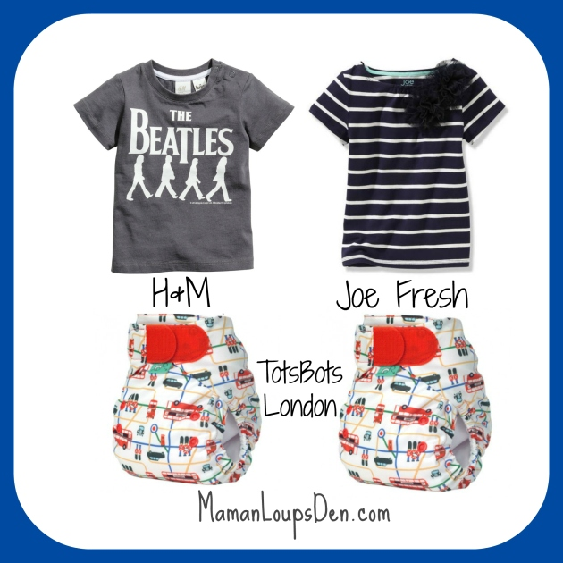 TotsBots London Outfit Ideas