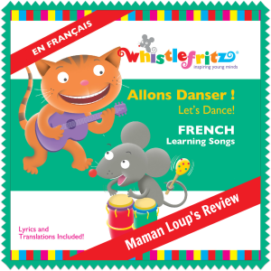 Allons Danser CD Review