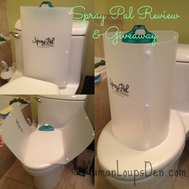 spray pal review and giveaway