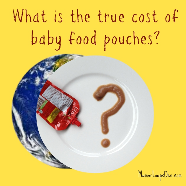 True Cost of Baby Food Pouches
