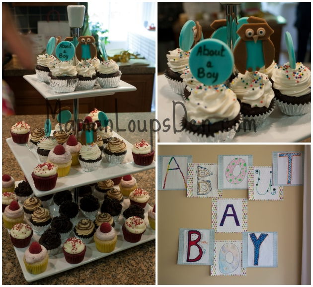 About a Boy Baby Shower Theme