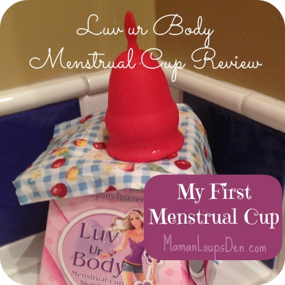 Luv Ur Body Menstrual Cup Review