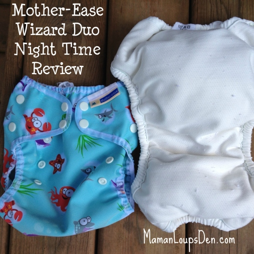 Mother-Ease Wizard Duo Night Time Review