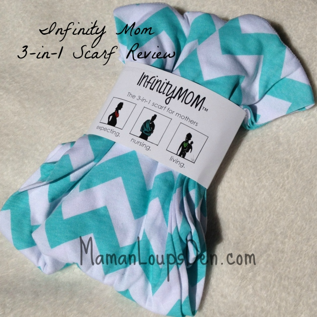 InfinityMom 3-in-1 Scarf Review